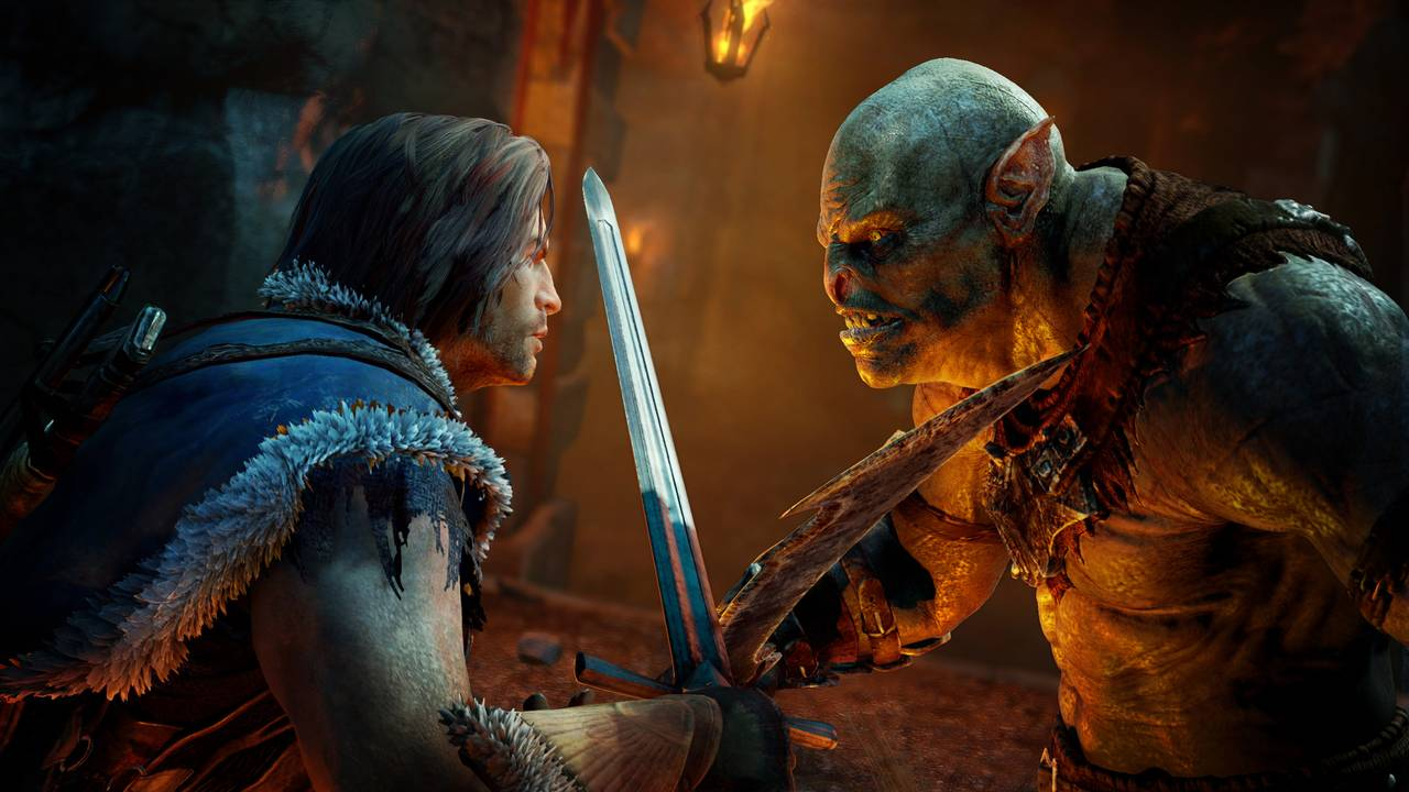 Middle-earth: Shadow of Mordor(Steam Key - RegionFREE)