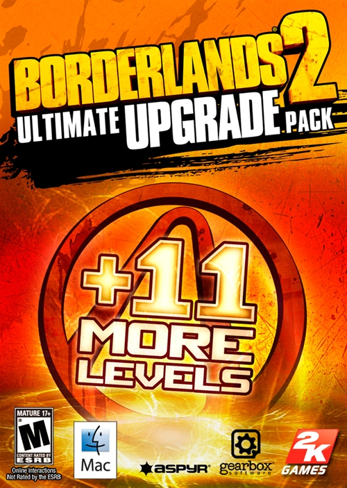 Borderlands 2 Ultimate Vault Hunter Up.Pack2(DLC/Steam)