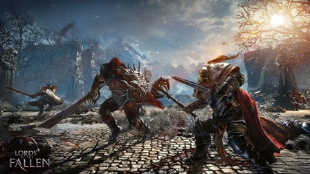 Lords of the Fallen +3 DLC/KEY/STEAM+БОНУС