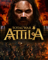 TOTAL WAR ATTILA (Steam*KEY+ БОНУС)