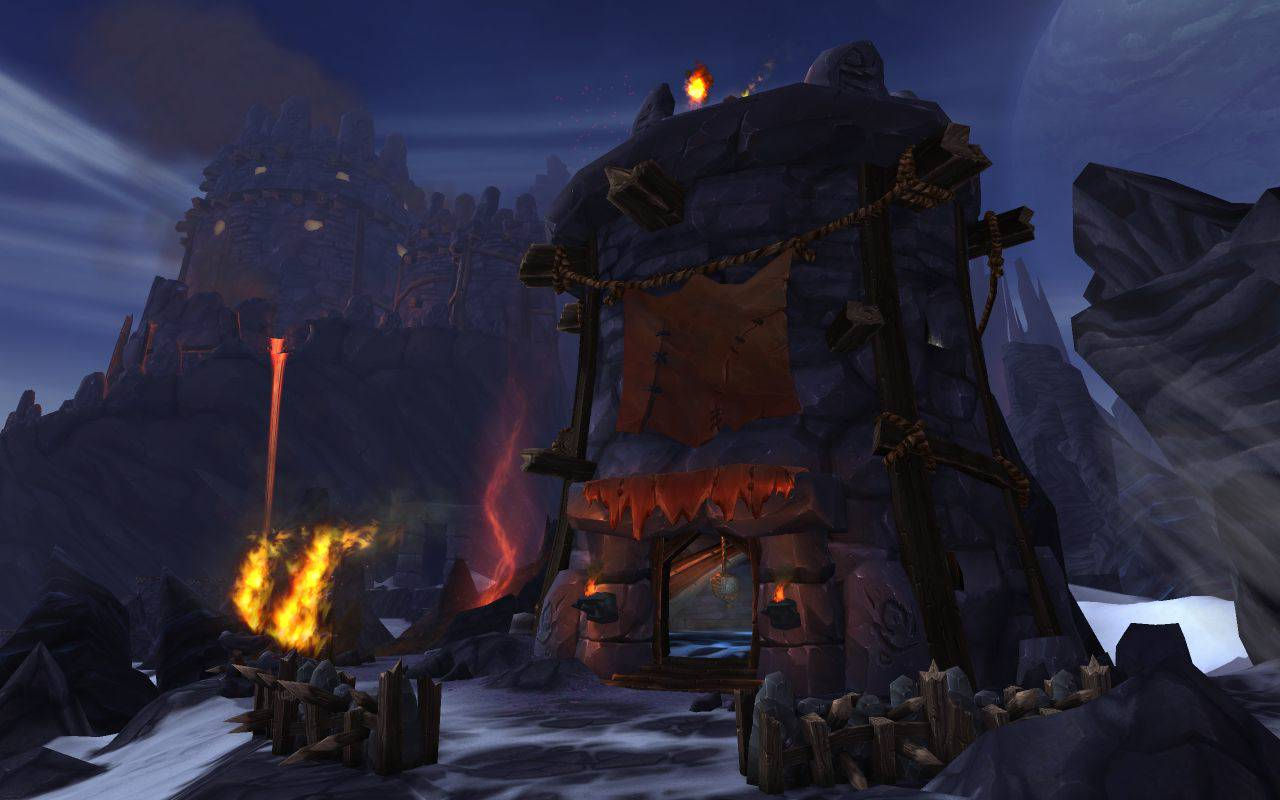 WoW Warlords of Draenor +90Level Boost/RUS/ФОТО
