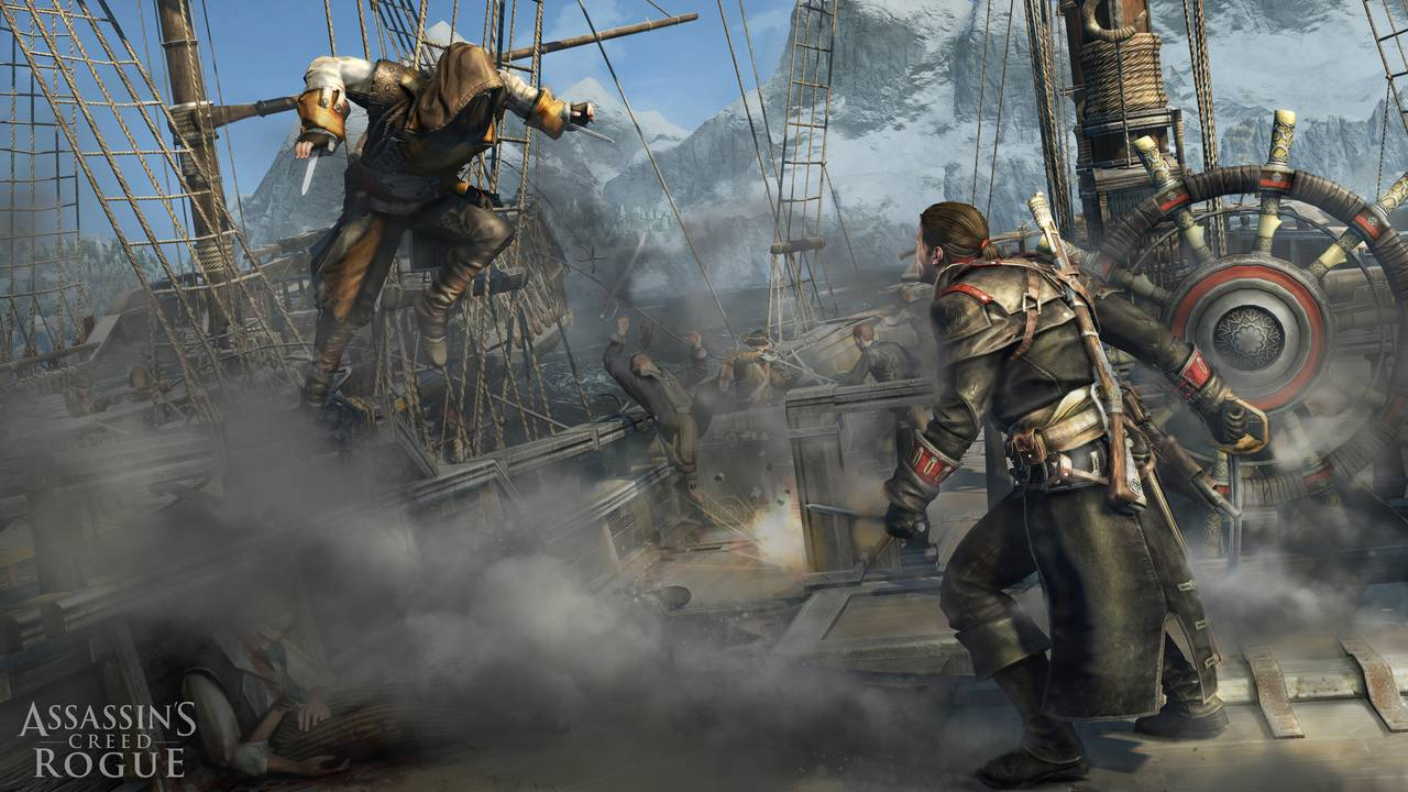 Assassins Creed: ROGUE/ИЗГОЙ Uplay Key/+ БОНУС