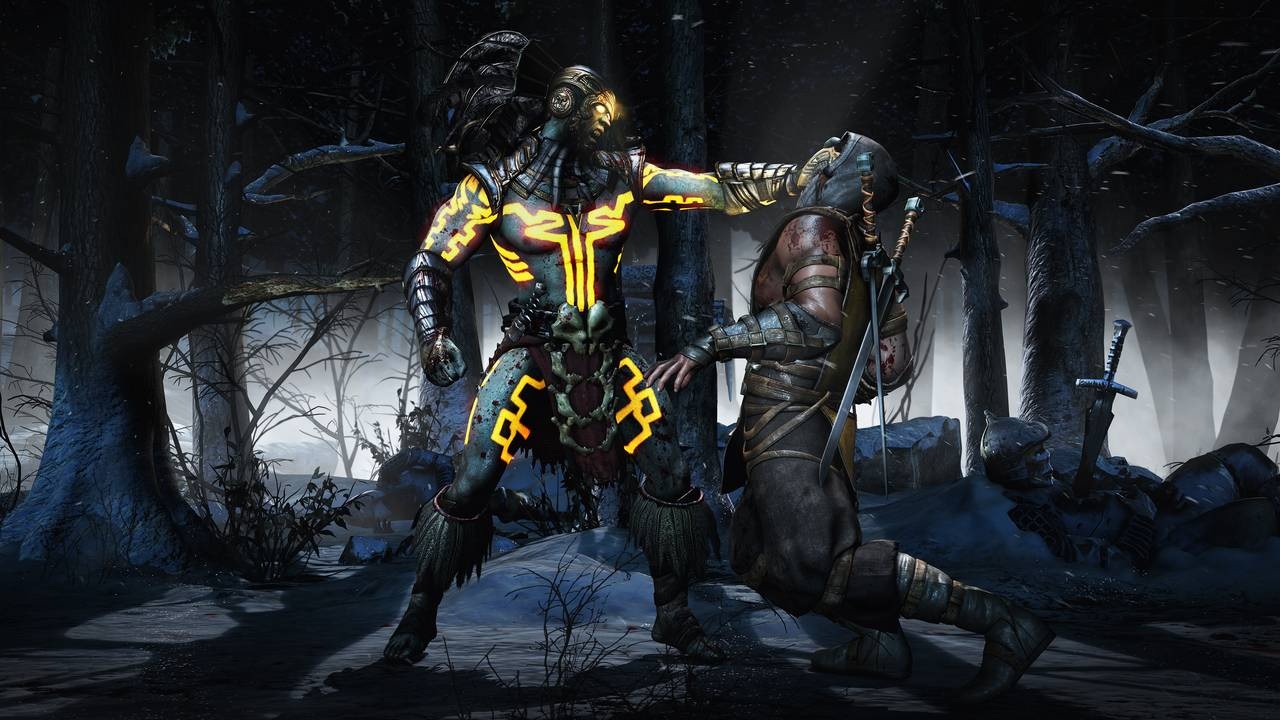 MORTAL KOMBAT X  (Steam/RegionFree/Multi) + БОНУС