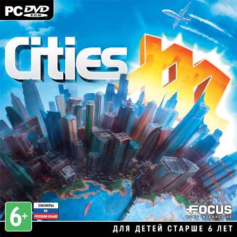 CITIES XXL (STEAM KEY - RU/CIS) + БОНУС