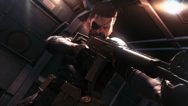 METAL GEAR SOLID V:GROUND ZEROES (STEAM KEY/RU) + БОНУС