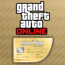 GTA Online: Whale Shark Shark Card 3 500 000$ + БОНУС