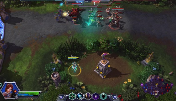 Heroes of the Storm (Starter Pack/Battle.net Key)+BONUS