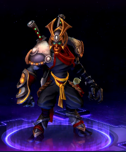 Heroes of the Storm - Skin Ronin Zeratul (RegionFree)