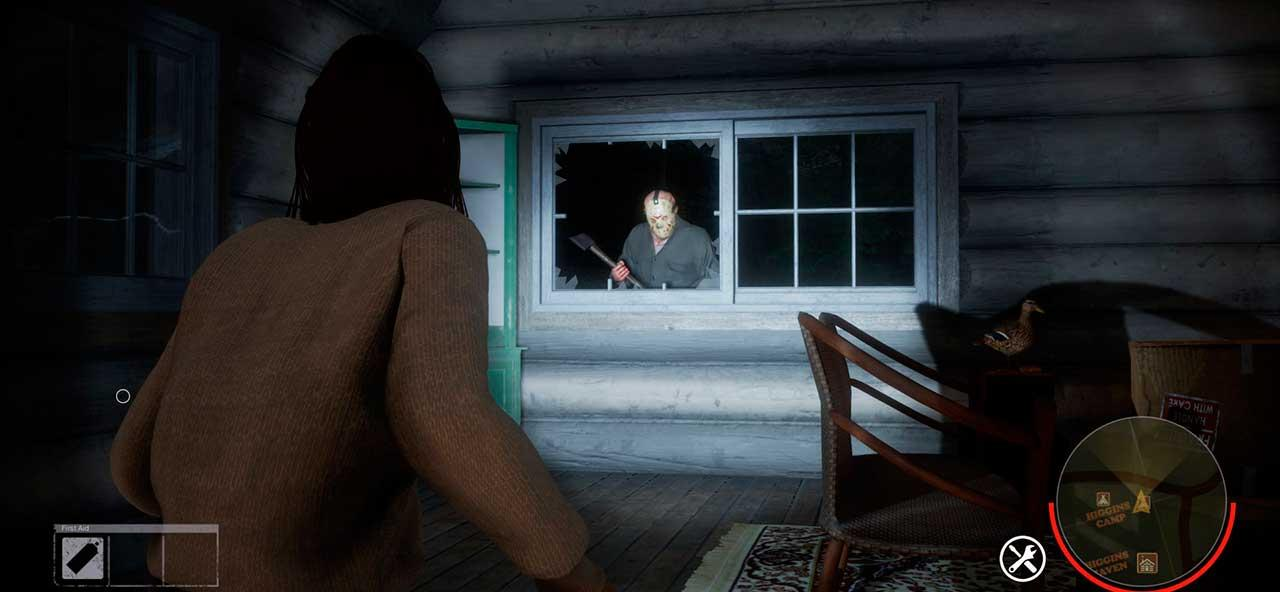 Friday the 13th: The Game (Steam gift RUS + CIS)