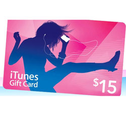 15$ iTunes USA Gift Card - Apple Store
