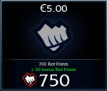 Riot Points League of Legends West,Nordic-East Discount