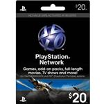 20$ (USA) PLAYSTATION NETWORK (PSN)