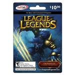 10$ League of Legends US Game Card - выгоднее валюты