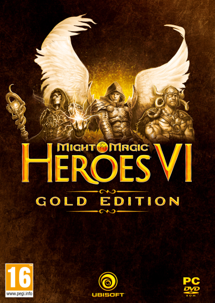 Might & Magic Heroes VI Gold Edition - Uplay ROW