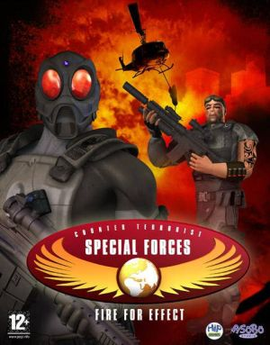CT Special Forces: Fire For Effect - ROW Steam Key
