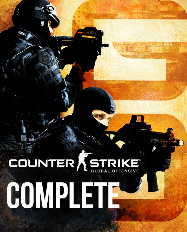 Counter Strike Complete (CS GO,CSS,CS1.6) steam RU+CIS