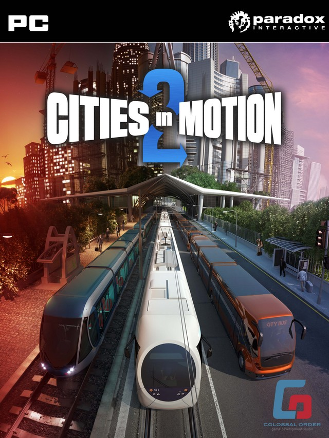 Cities in Motion 2 - Region Free Humble Bundle Gift