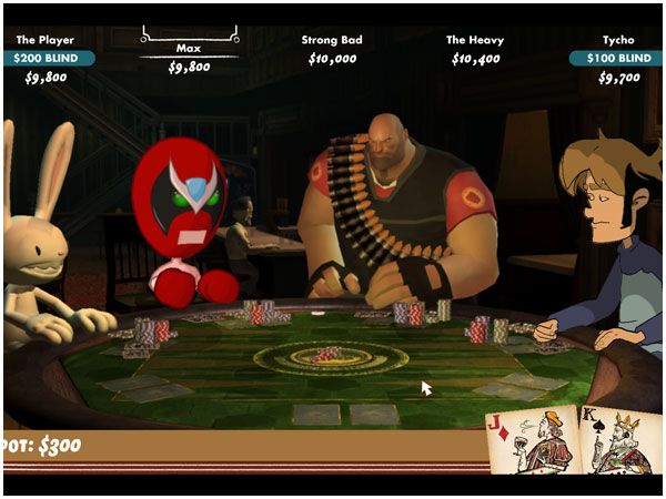 Poker Night at the Inventory - CD Key Steam Region Free
