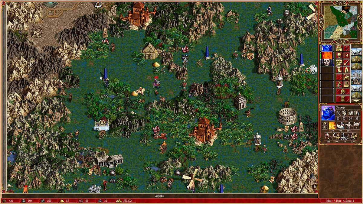 Heroes of Might and Magic 3 HD Edition - Steam Key ROW