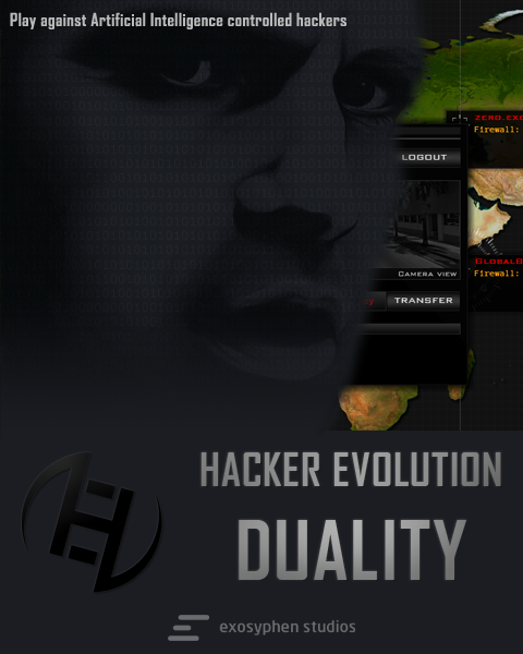 Hacker Evolution Duality - Region Free Steam Key