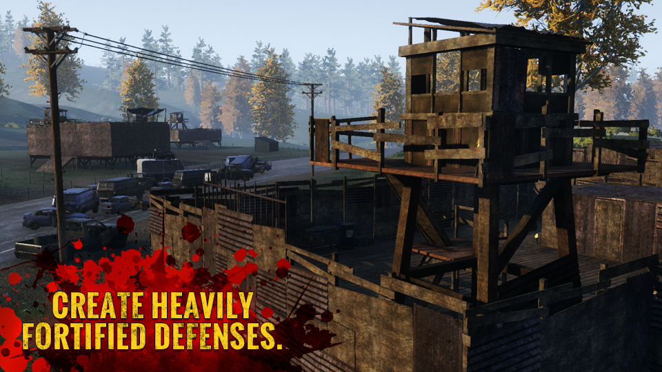 H1Z1: Just Survive  (Steam Gift) REGION FREE