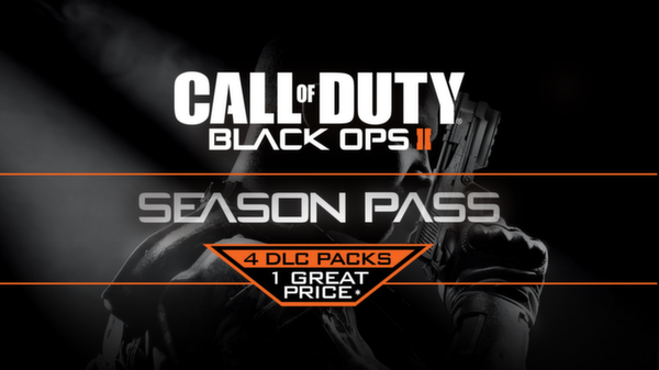 Call of Duty: Black Ops II Season Pass (RoW Steam Gift)