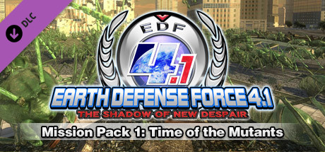Mission Pack 1+2 for EDF 4.1 Shadow of New Despair RU