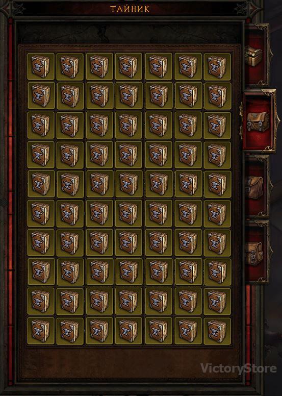 Купить Diablo 3 - [Комплект эскизов 103шт.] (softcore)