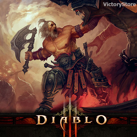 Купить Diablo 3 -  Аккаунт Варвар 70 лвл, 673+ Парагон