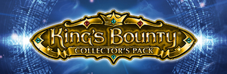 King´s Bounty Collector´s Pack (Gift Region Free ROW)
