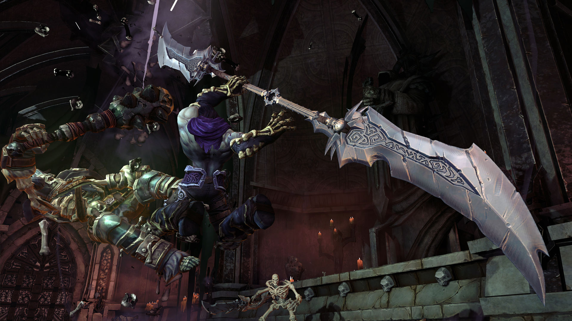 Darksiders 2 (Steam Gift| Region Free)
