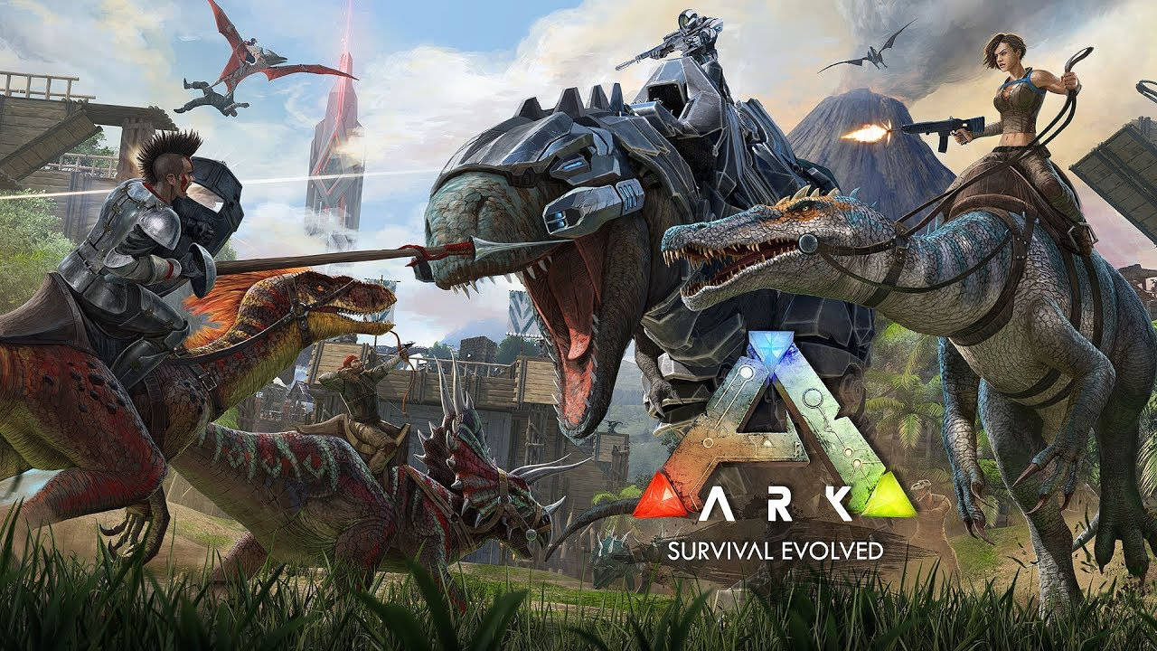 ARK: Survival Evolved Новый Epic Games аккаунт + почта