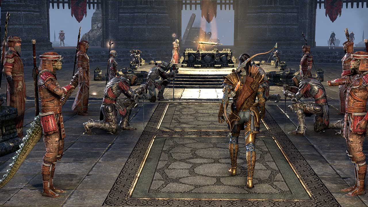 The Elder Scrolls Online: Tamriel Unlimited GLOBAL KEY