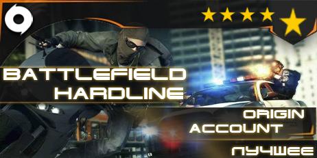Купить Battlefield Hardline (Origin)