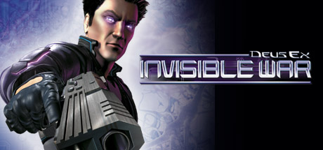Deus Ex: Invisible War Steam (КлючСсылка) RegionFree