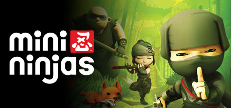 Mini Ninjas Steam (КлючСсылка) RegionFree