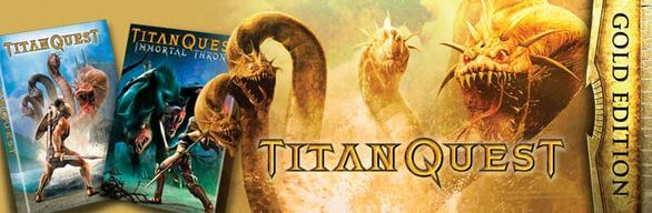 Titan Quest Gold Steam RegionFree