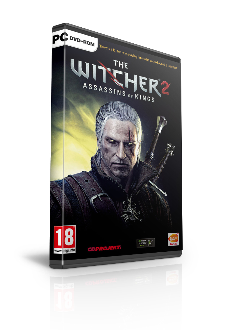 The Witcher 2: Assassins Kings Enhanced Edition+Подарок