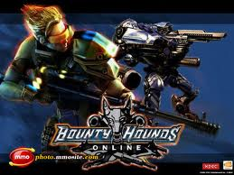 Bounty Hounds Online(Closed Beta Key)