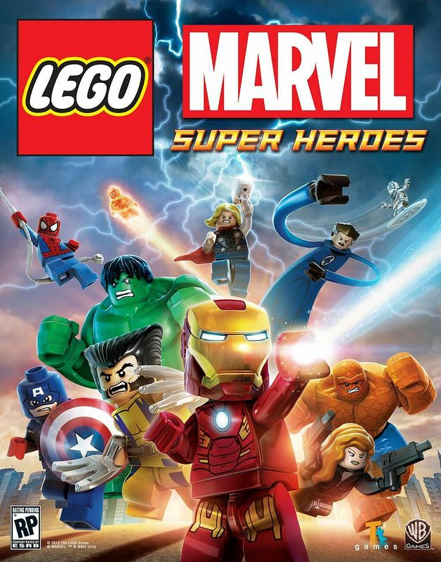 LEGO® Marvel™ Super Heroes (Steam Gift \ REGION FREE)
