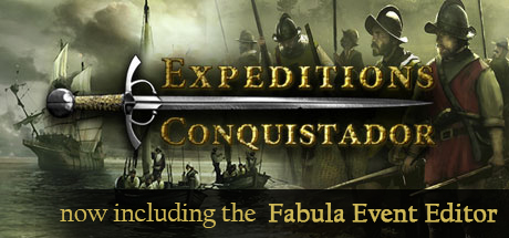 Expeditions: Conquistador (Steam Gift RU+CIS)