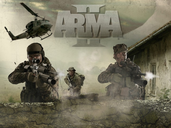 Arma II 2 - (STEAM GIFT / RU CIS)