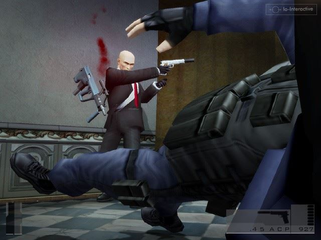 Hitman: Contracts ( Steam GIFT RU+CIS )