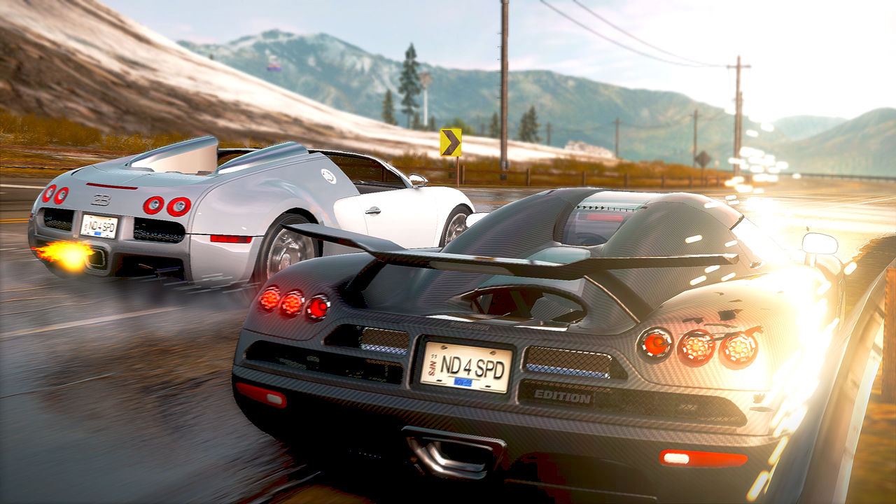 Need For Speed Hot Pursuit (Steam Gift ROW)