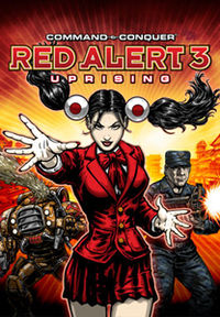 Command & Conquer: Red Alert 3 Uprising Steam KEY+БОНУС