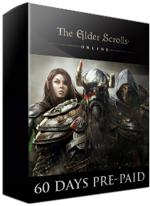 The Elder Scrolls Online. Time Card 60