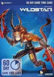 WildStar (EURO) - 60 days Time Card. 60 дней. EU