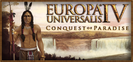 Europa Universalis IV: Conquest of Paradise DLC RU