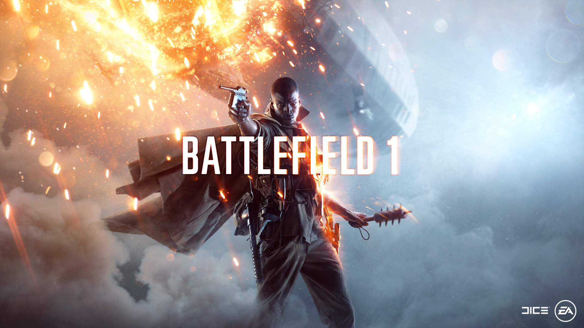 Battlefield 1 (RU/PL) Origin CD Key + Подарок