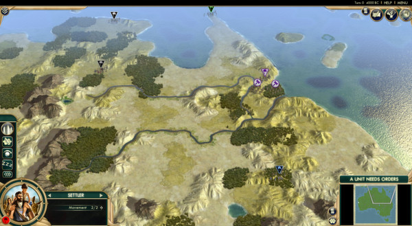 Civilization V: Scrambled Nations Humble Bundle